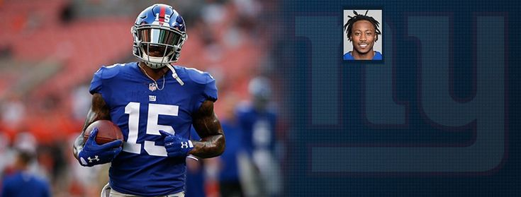 New York Giants' Brandon Marshall Suffers Season-Ending Injury
