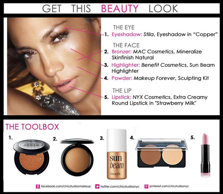 Beauty Products Jlo: Pin By Micaella Rivera On Makeup Inspiration