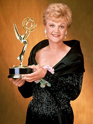 Angela Lansbury~my favorite actress. She has so much class and grace.