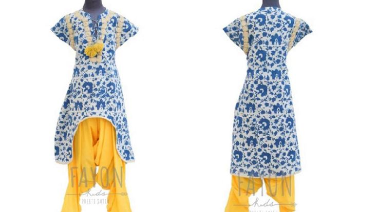 Girls Indian Suit | Baby Clothes Shopping Online
