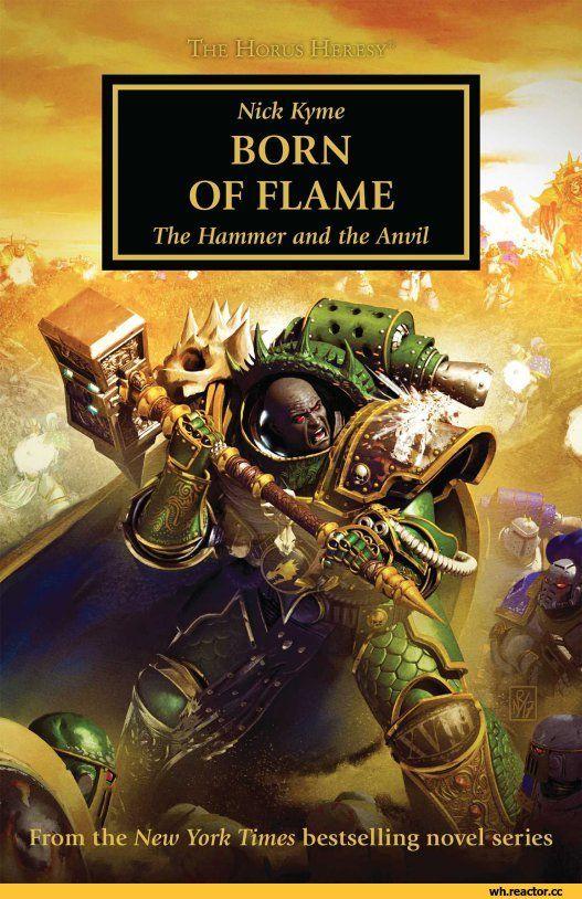 Vulkan,Primarchs,Warhammer 40000,warhammer40000, warhammer40k
