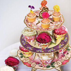 Utterly Scrumptious Cakestand: Amazon.co.uk: Kitchen & Home