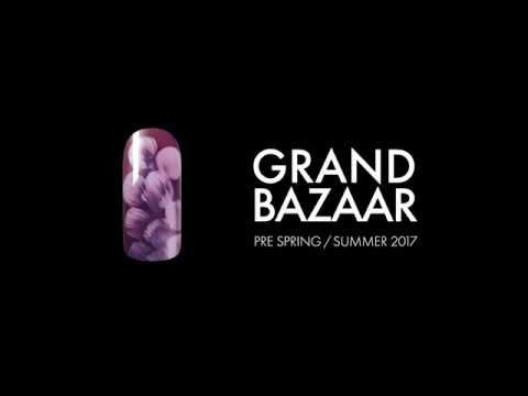 Grand Bazaar Nail Art 103