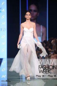 Miami Fashions Week of 2014 Miami Fashions Week 2014 started off at the Miami Beach Convention Center with grand runway, red carpets, pop-up boutiques and