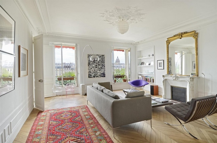 Apartment With View Of The Seine 4th District Ile Saint Louis