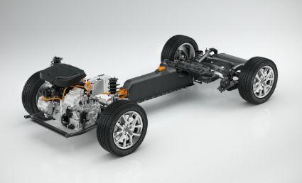 2018 Volvo XC40 Engine