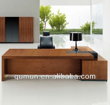 design office executive desk boss desk view modern executive desk