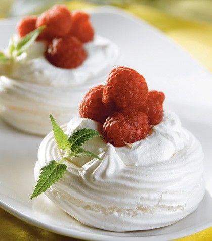 Nidos de merengue