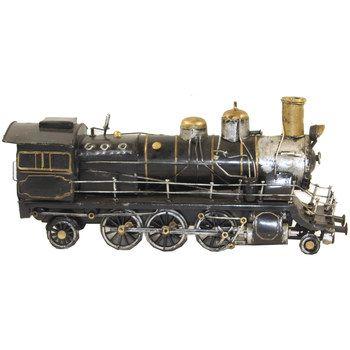 Metal Steam Locomotive