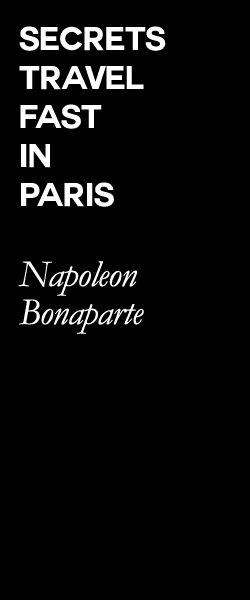 Paris Quote By Napoleon Bonaparte.