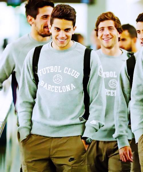 fc barcelona | Tumblr marc bartra madrid