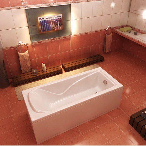 🛀 Ванна 🛀 Bas Олимп  Акриловая ванна #Bas Олимп, отличающаяся удобной конструкцией купели!  #акриловая, #акриловые, #ванны, #дизайн, #ремонт, #обустройство, #сантехника, #скидки, #ванна.