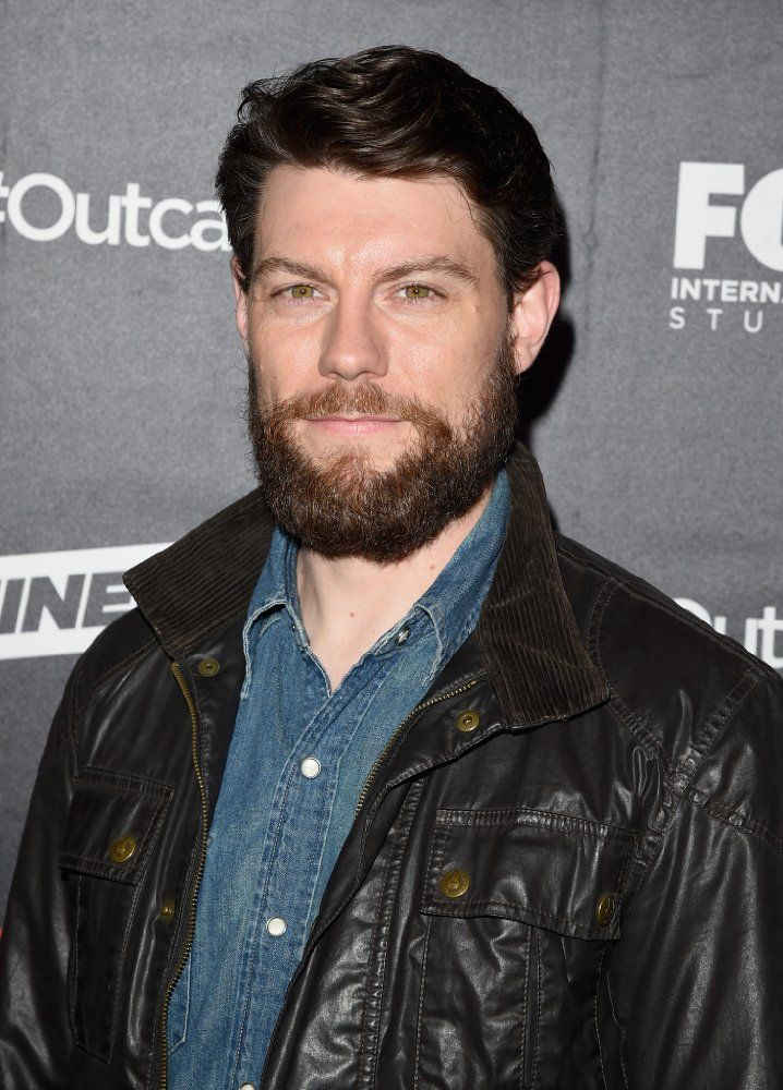 Patrick Fugit at an event for Outcast (2016)