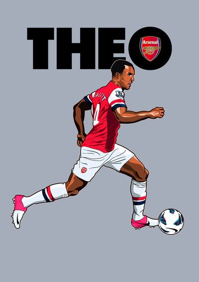 Theo Walcott - Arsenal