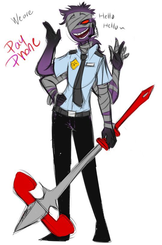 Reader x purple guy see more