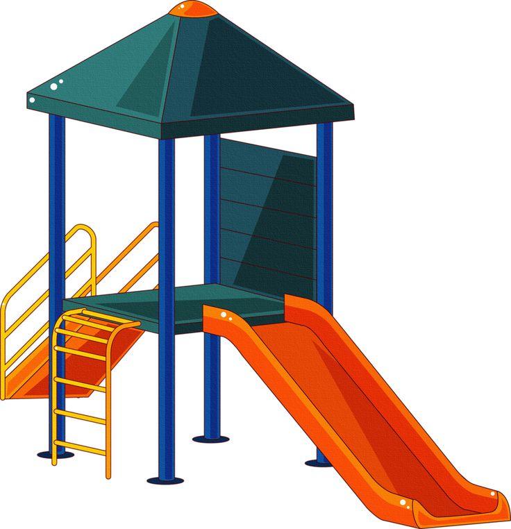 Площадка детская картинка
