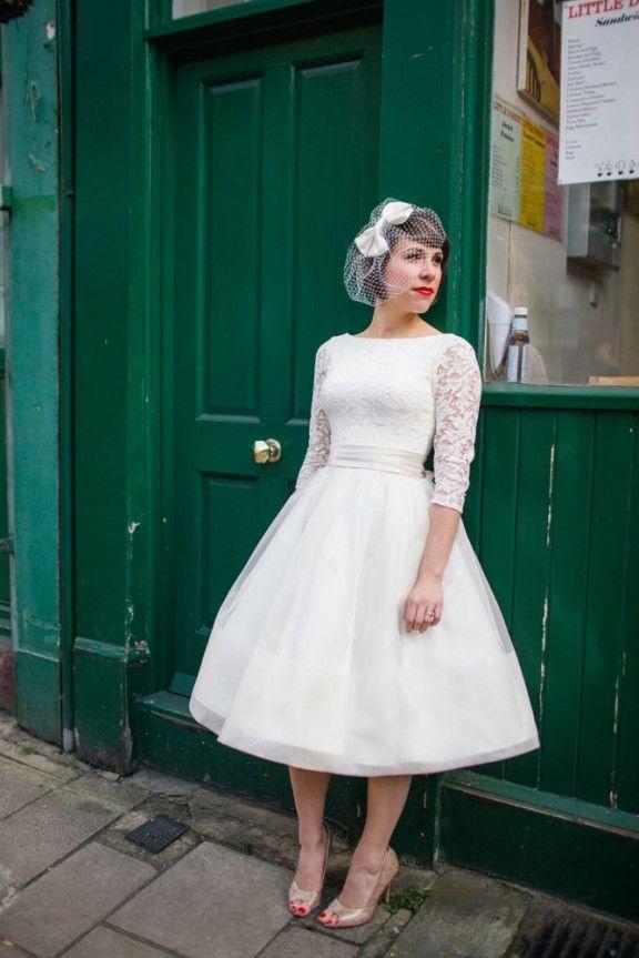 Best 94 Brautkleider 50er Jahre Rockabilly ideas on Pinterest ...