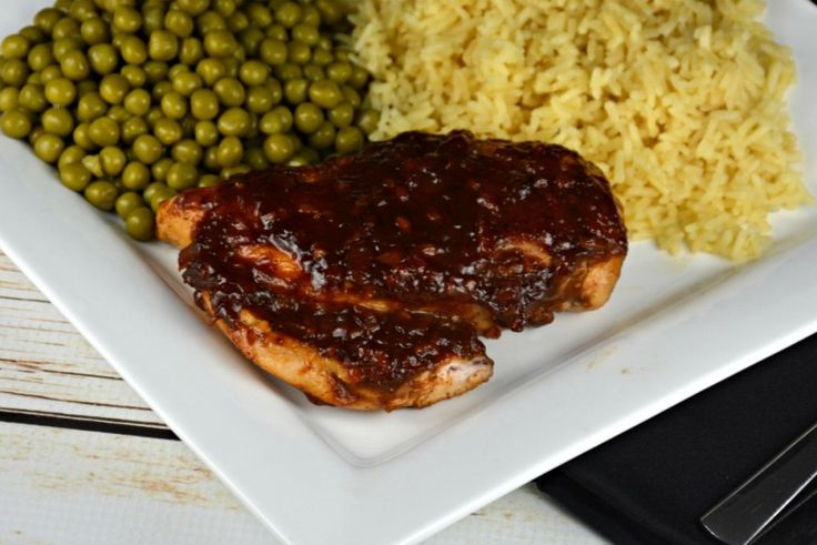 Perfect Oven Barbecued Chicken