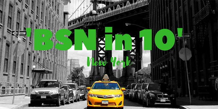 New York's 'BSN in 10' Law And The Push For 80% Of Nurses To Hold BSN By 2020 | At this time, registered nurses who hold a New York license will be grandfathered in - regardless of degree level.