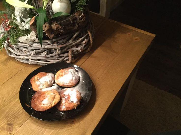 Kitty Beelen heeft een leuk recept geplaatst in onze facebook groep Philips Airfryer bakavonturen: appelbeignets van oviebollenmix uit de Airfryer