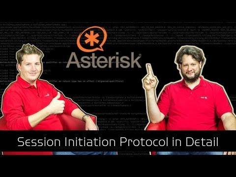 Asterisk Tutorial 35 - Session Initiation Protocol in Detail. Last time in our #VoIP Guys #Asterisk tutorials, we started on Session Initiation Protocol and this week we get to grips with #SIP INVITES and reINVITES - what they are and when to use them.