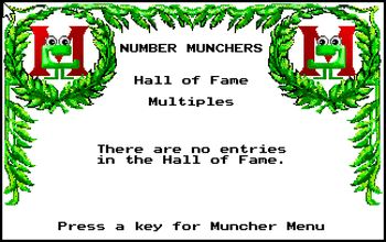 Number Munchers!