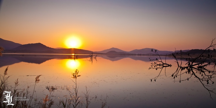 Reflections - The View Over Mankwe Dam