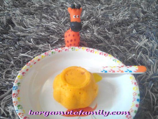 Gâteau de semoule à la patate douce (dès 12 mois)