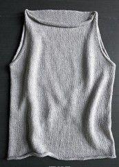 Kal – Tulip Tank Top » Things to Knit