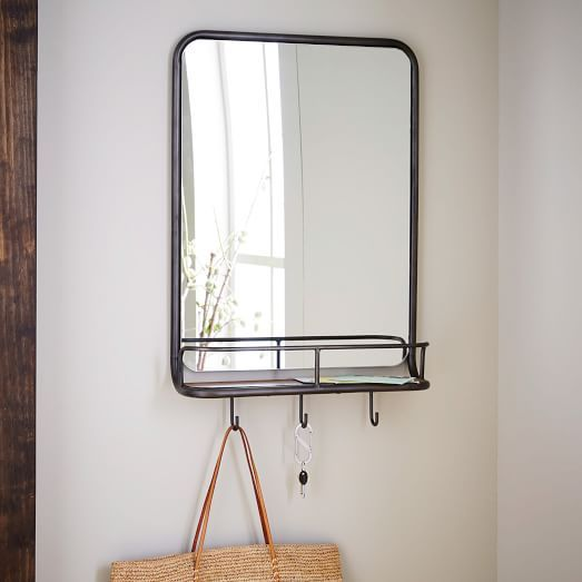 Double duty 10 mirrors that do more than just reflect your dazzling good looks  Living in a shoebox
