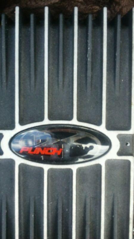 Rockford Fosgate Punch 120.2 Channel Car Audio Amplifier - http://electronics.goshoppins.com/vehicle-electronics-gps/rockford-fosgate-punch-120-2-channel-car-audio-amplifier/
