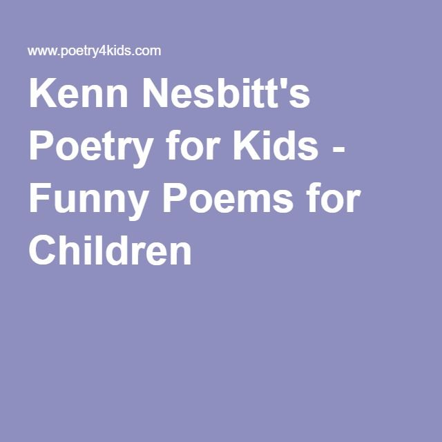 Funny Poems For Teenagers Best 25+ Funny poems f...