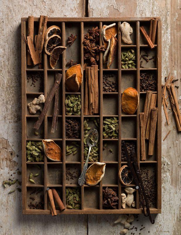 Vinterns kryddor - recept och styling för Lantliv Mat & Vin. www. welldonesthlm.com Foto: www.matildalindeblad.com