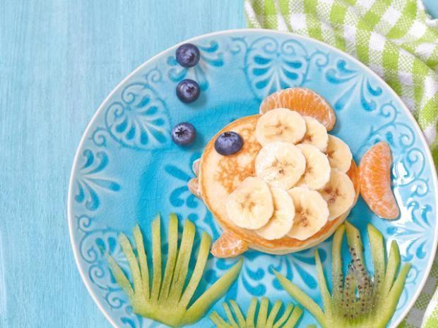 4 идеи для веселого детского завтрака - Леди - Материнство на Joinfo.ua