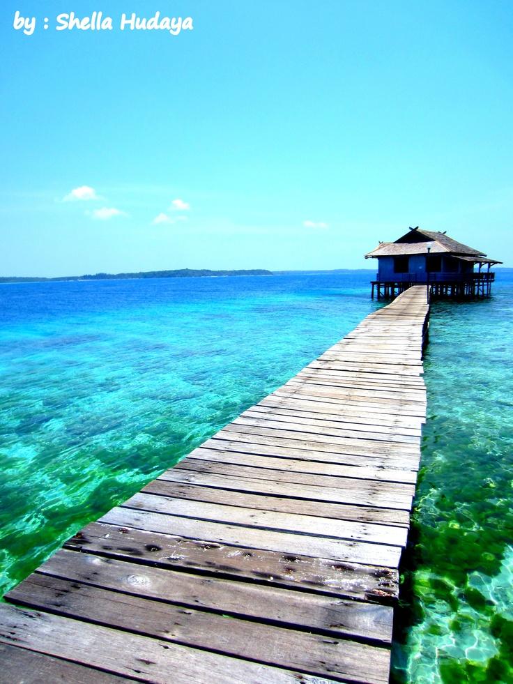 Pulau Tengah, Karimunjawa Island, Central Java, Indonesia