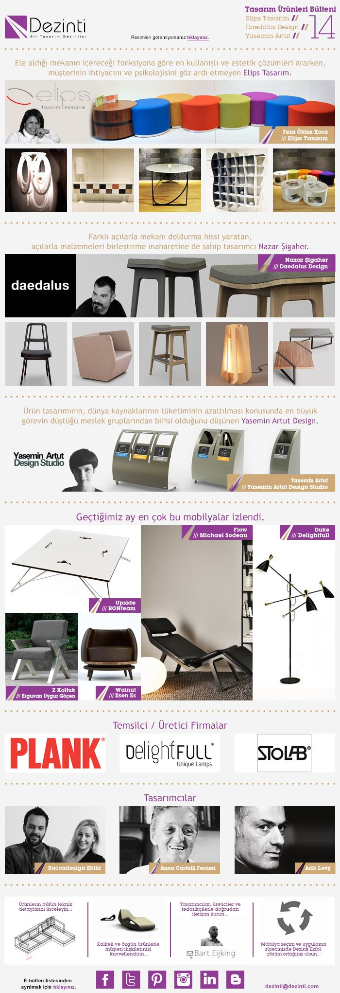 Elips Tasarım Mimarlık - Daedalus - Yasemin Artut Design Studio