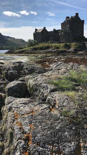 Scotland: Day 3: Part 2: Over the Sea to Skye. Eilean Donan Castle, Scotland