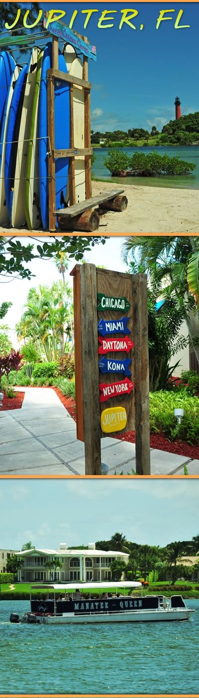 Jupiter Florida home of the Manatee Queen and Jupiter Outdoor Center #jupiterflorida #jupiterfl #palmbeachcounty