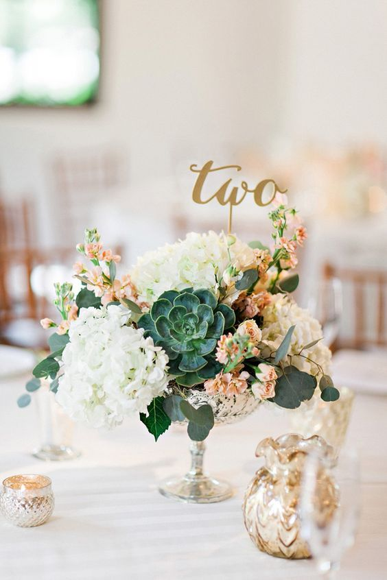 Best ideas about gold table numbers on pinterest