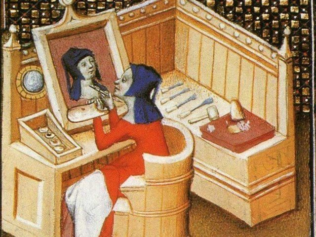I am The Portrait Painter ! What Is Your Medieval Profession?
