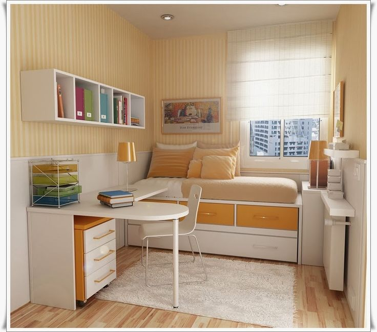 Small Bedroom Ideas For A Rent Room