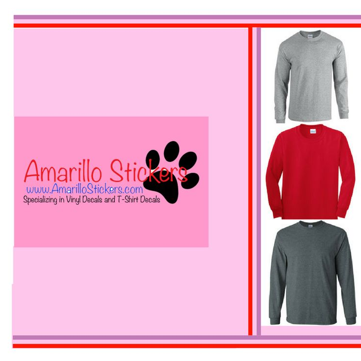 Best Amarillo Stickers Gift Ideas Images On Pinterest Gift - Custom vinyl decals for tee shirts