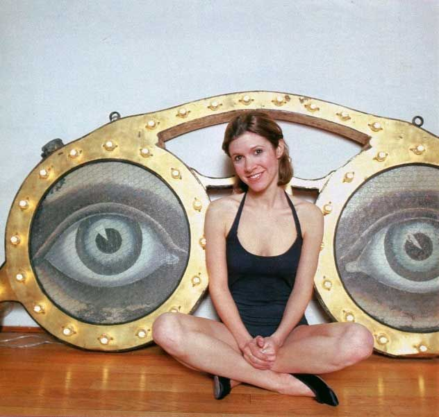 Carrie Fisher | Rare, weird & awesome celebrity photos