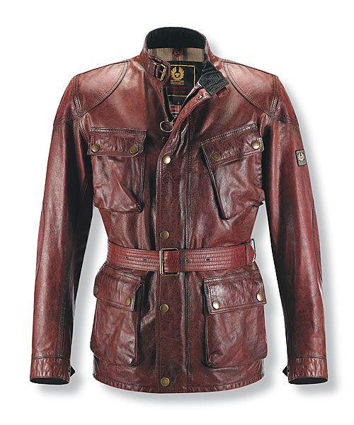 Belstaff Old Panther Jacket