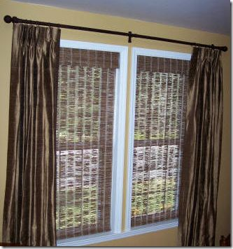 83 best images about house walls windows on pinterest for Window treatments for less