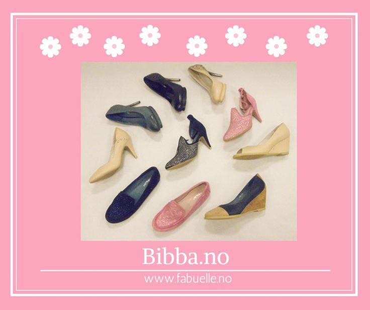 Vi har de fantastiske skoene fra Bibba.no