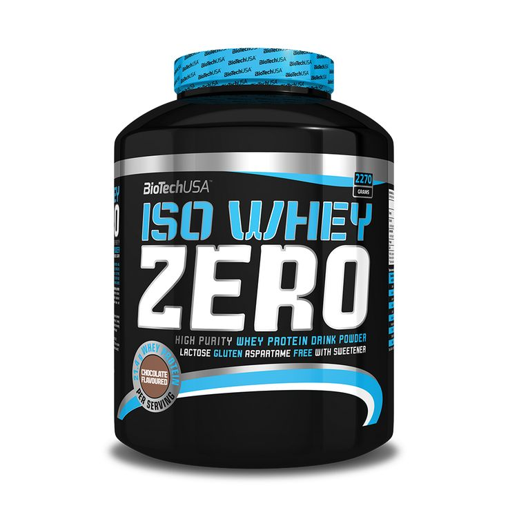 Biotech Iso Whey Zero Coconut:  Biotech Iso Whey Zero Coconut is made with the purest cross-flow micro filtered whey protein isolate (WPI) possible, Biotech Iso Whey Zero contains ZERO lactose, ZERO trans fat and ZERO added sugar. Biotech Iso Whey ZERO, like all BioTechUSA products, consists of 100% safe, carefully selected nutrients.