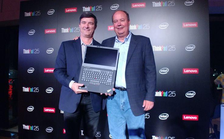 Lenovo presenta al mercado su ThinkPad Anniversary Edition 25