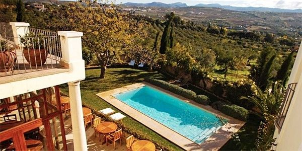 Hotel La Fuente de la Higuera, near Ronda, Spain Hotel Reviews | i-escape.com