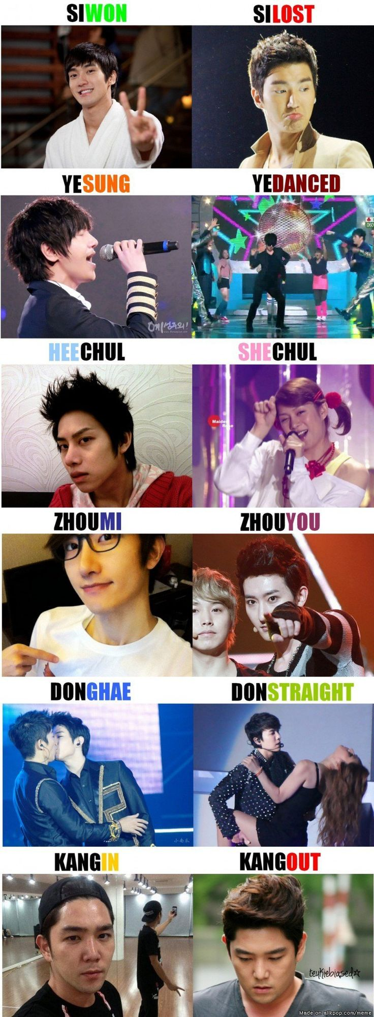 #SJ | allkpop Meme Center